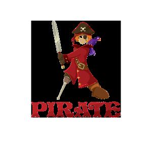 Katag thématique Pirate