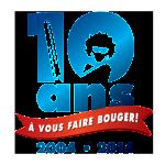 Logo Katag 10 ans